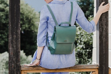 Рюкзак как стильный базовый аксессуар