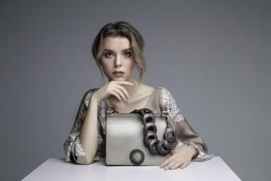 Очарование весны в новой сумке «Астерия» от бренда «Макей»!