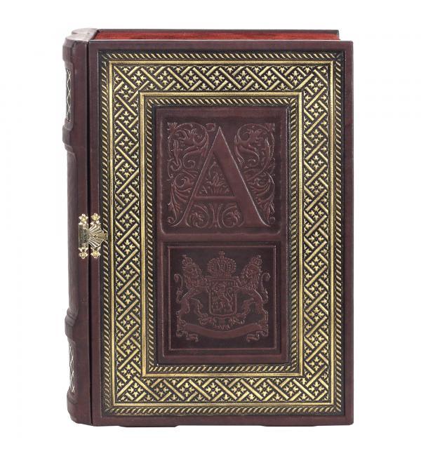 Бар-книга малый. Цвет коричневый. Арт. 039-07-02
