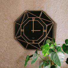 """Часы """"Deco"""". Цвет чёрный. Арт. 045-07-25"""