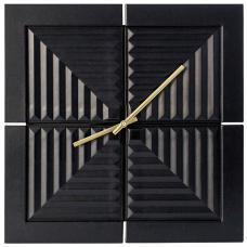 Часы. Цвет чёрный. Арт. 045-07-27