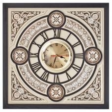 Часы. Цвет молочный. Арт. 045-10-09