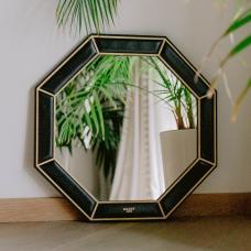 "Зеркало ""Deco"". Цвет чёрный. Арт. 047-07-03"